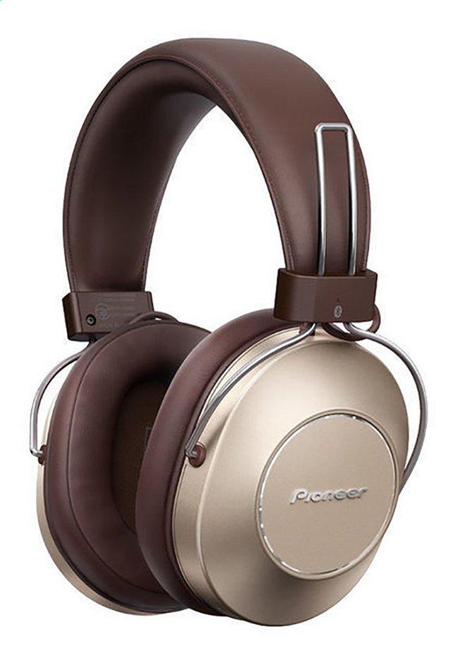 Image pour Pioneer casque Bluetooth SE-MS9BN brun à partir de ColliShop