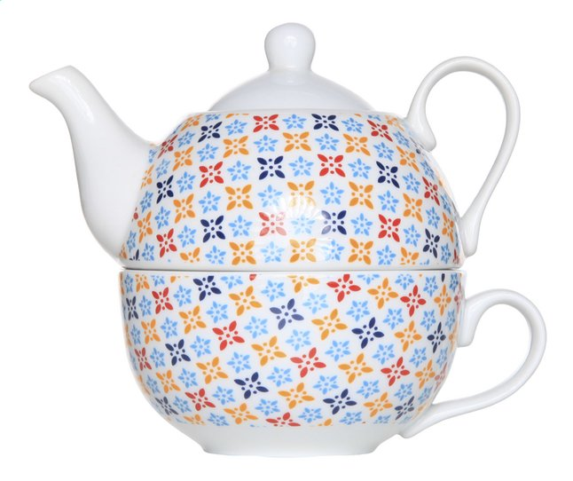 Image pour Cosy & Trendy Théière et tasse à thé Deco 38 cl à partir de ColliShop