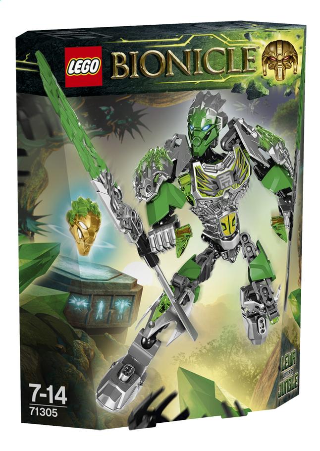 Image pour LEGO Bionicle 71305 Lewa Unificateur de la Jungle à partir de ColliShop