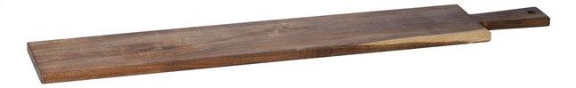 Image pour Cosy & Trendy Planche à découper brun foncé L 80 x Lg 12,5 cm à partir de ColliShop