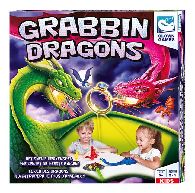 Grabbin Dragons