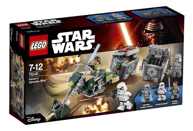 Image pour LEGO Star Wars 75141 Le Speeder Bike de Kanan à partir de ColliShop