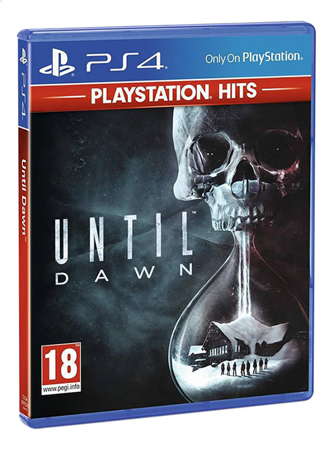 Image pour PS4 Until Dawn - PlayStation Hits FR/ANG à partir de ColliShop