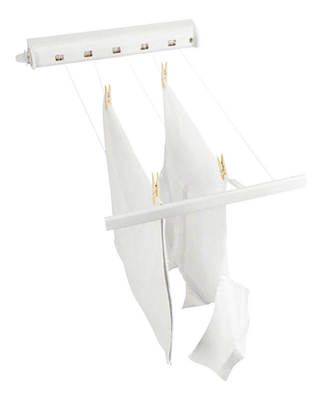 Image pour Brabantia enrouleur cordes à linge blanc à partir de ColliShop