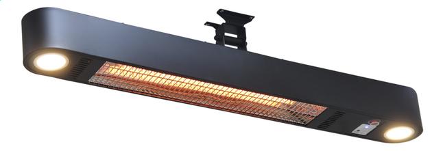 Afbeelding van Elektrische terrasverwarmer Ellips 1500 W zwart from ColliShop