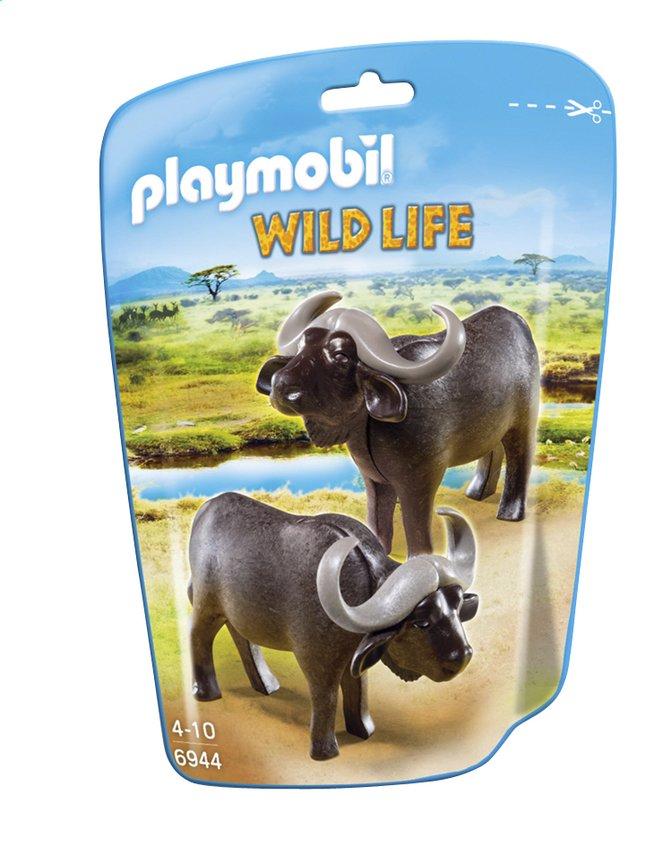 Image pour Playmobil Wild Life 6944 Buffles du Cap à partir de ColliShop