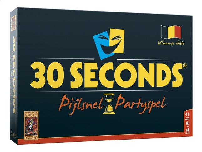 Afbeelding van 30 Seconds Vlaamse editie from ColliShop