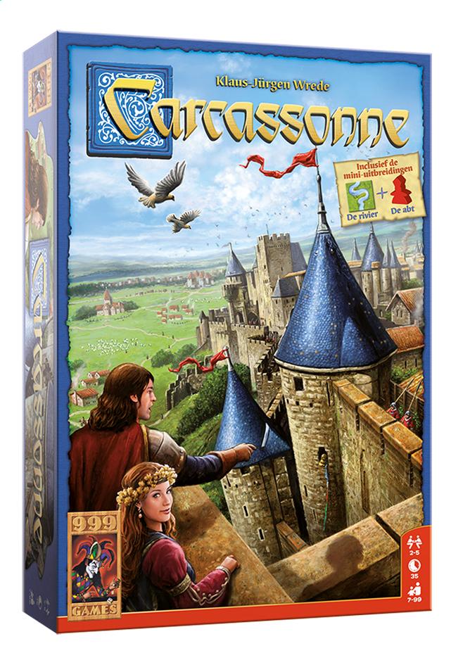 Afbeelding van Carcassonne from ColliShop