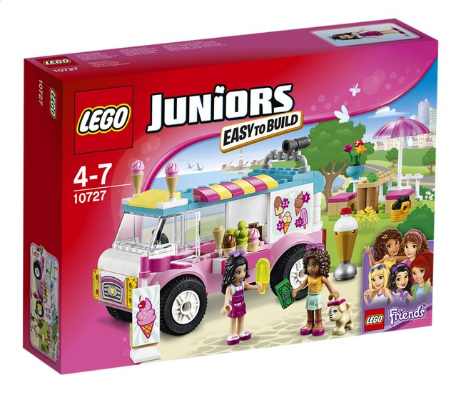 Afbeelding van LEGO Juniors 10727 Emma's ijswagen from ColliShop
