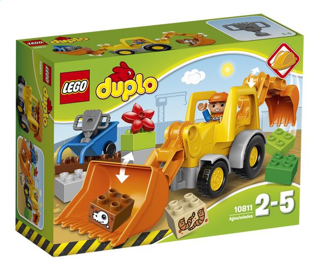 Afbeelding van LEGO DUPLO 10811 Graaflaadmachine from ColliShop