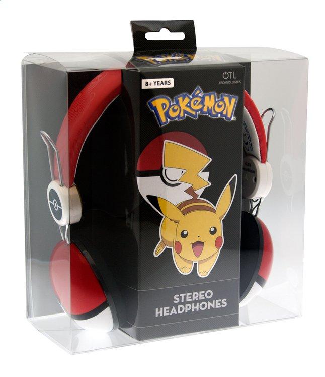 Image pour Casque Pokémon Pokéball à partir de ColliShop