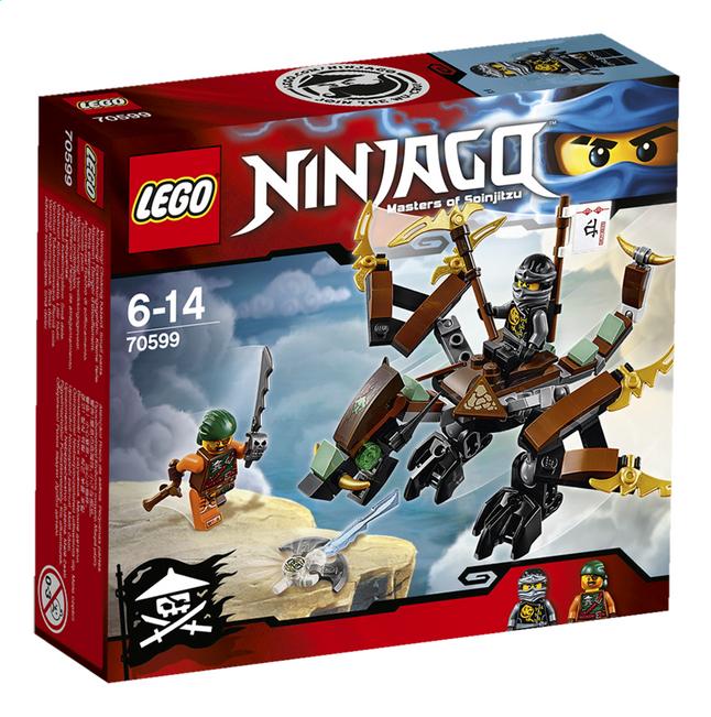 Afbeelding van LEGO Ninjago 70599 Cole's draak from ColliShop