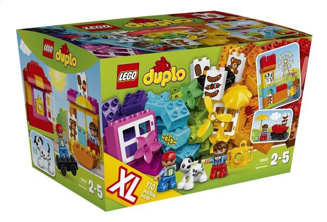 Image pour LEGO DUPLO 10820 Le set de constructions créatives à partir de ColliShop