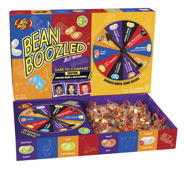 Afbeelding van Jelly Belly Beanboozled Jumbo Spinner from ColliShop