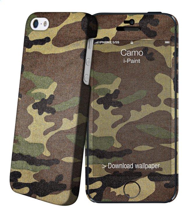 Image pour i-Paint coque Camo pour iPhone 5/5s à partir de ColliShop