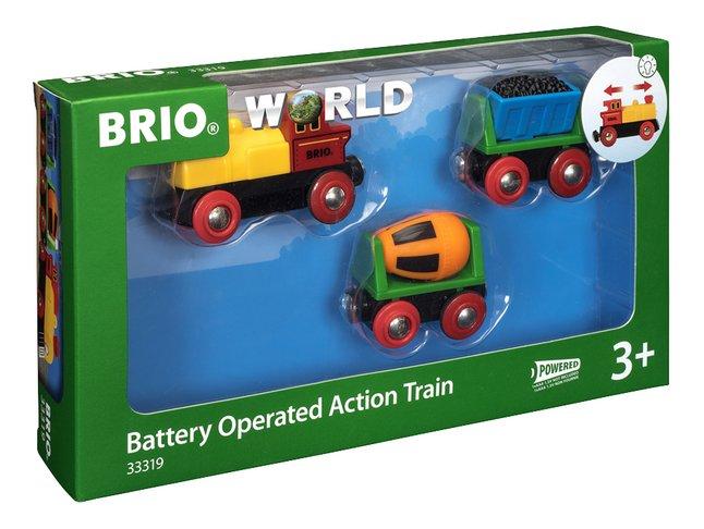 BRIO World 33319 Trein op batterijen