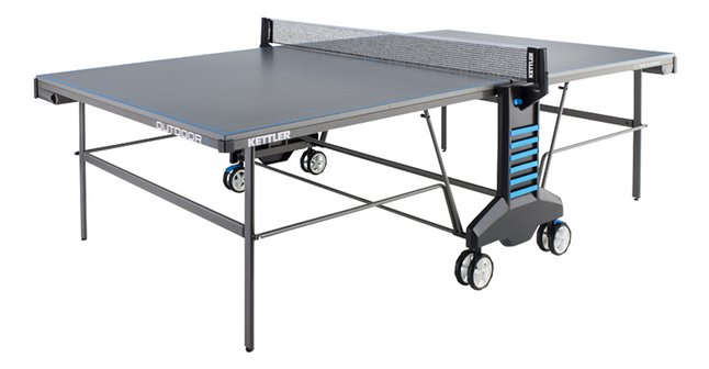 Afbeelding van Kettler pingpongtafel Classic 4 outdoor from ColliShop