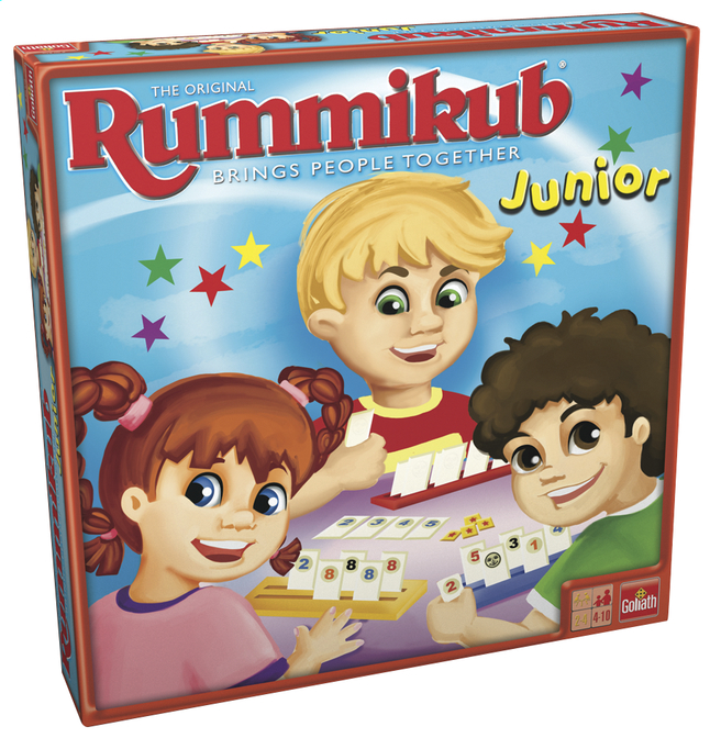 Afbeelding van Rummikub Junior from ColliShop
