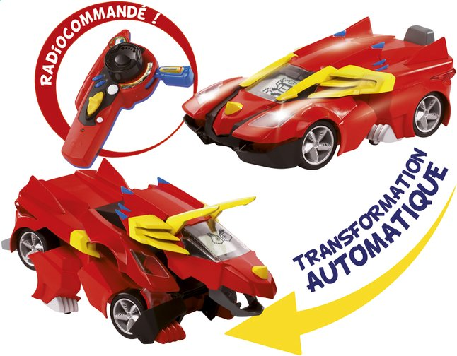 Afbeelding van VTech Switch & Go Dinos Turbo Triceratops RC FR from ColliShop