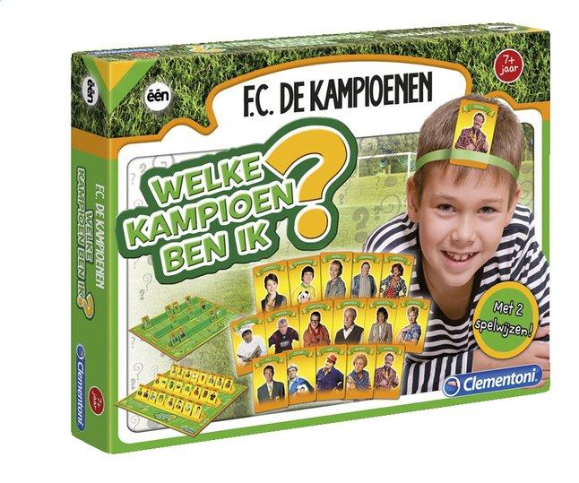 Afbeelding van F.C. De Kampioenen - Welke Kampioen ben ik? from ColliShop