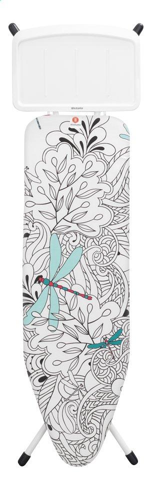 brabantia planche repasser dragon fly b pour centrale. Black Bedroom Furniture Sets. Home Design Ideas