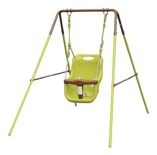 Schommel Met Babyzitje.Metalen Schommel Baby Swing Set Collishop