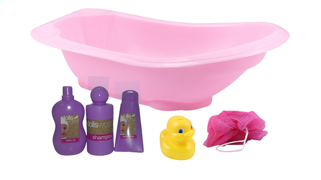 Image pour Dolls World set de bain à partir de ColliShop