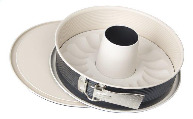 Afbeelding van Zenker Dubbele springvorm Crème Noir 28 cm from ColliShop