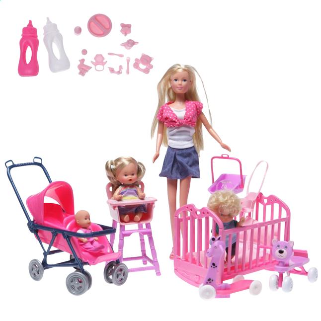 Image pour Steffi Love poupée mannequin Baby World à partir de ColliShop