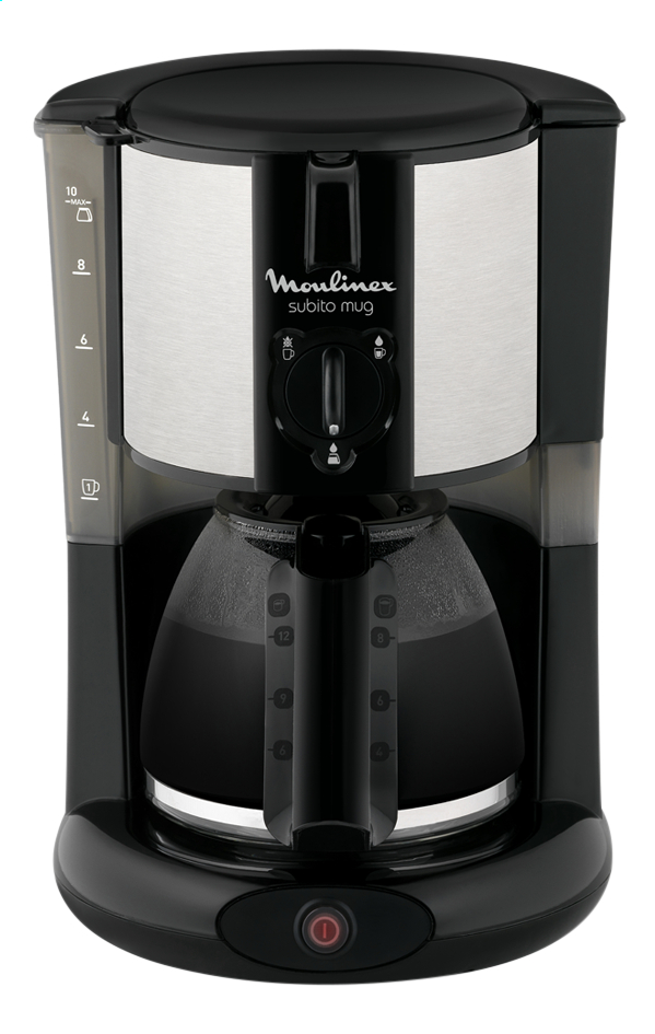 Image pour Moulinex Percolateur Subito Mug FG290811 à partir de ColliShop
