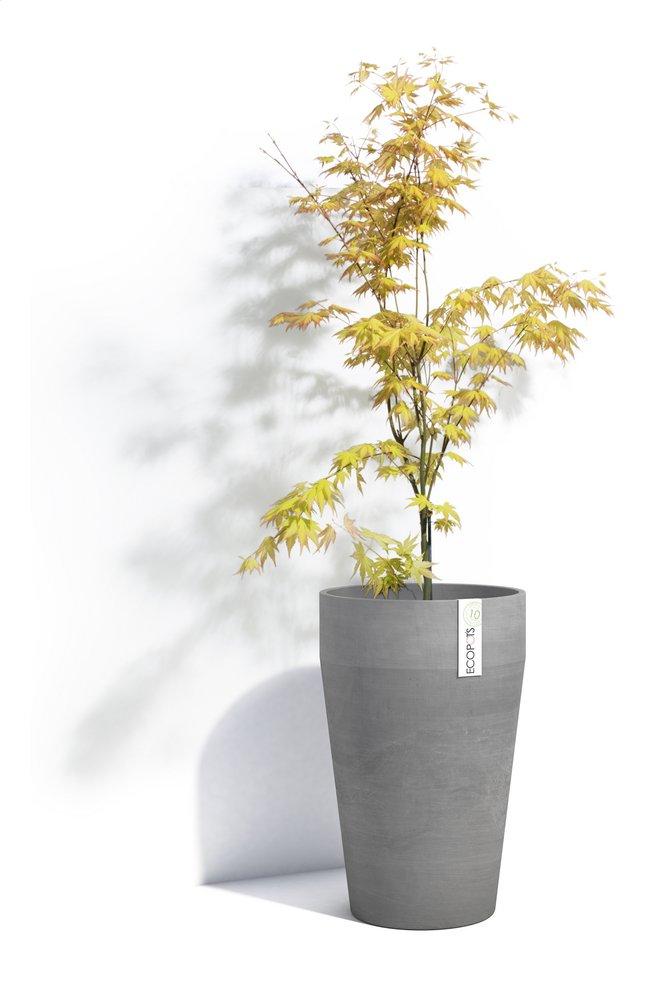 Ecopot's bloembak Sankara XL High grijs