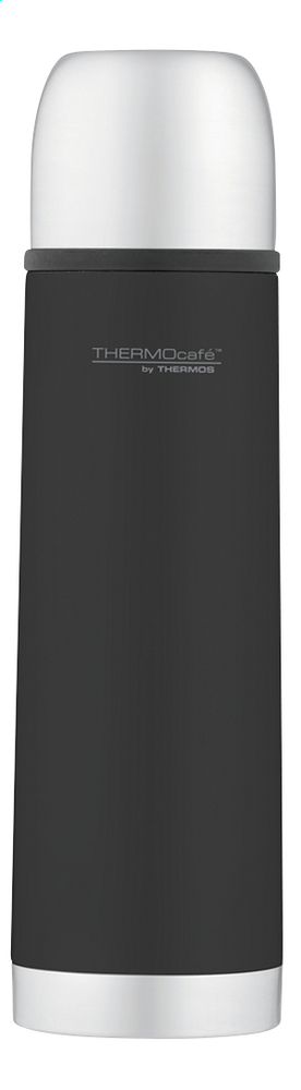 Afbeelding van Thermocafé by Thermos Isoleerkan Soft Touch zwart 0,5 l from ColliShop