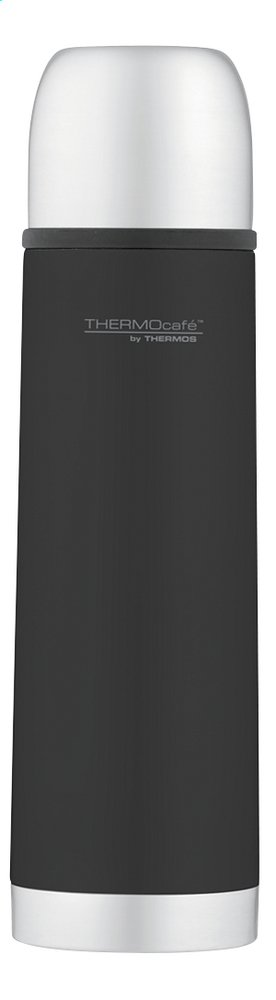 THERMOcafé by Thermos Isoleerkan Soft Touch zwart 50 cl