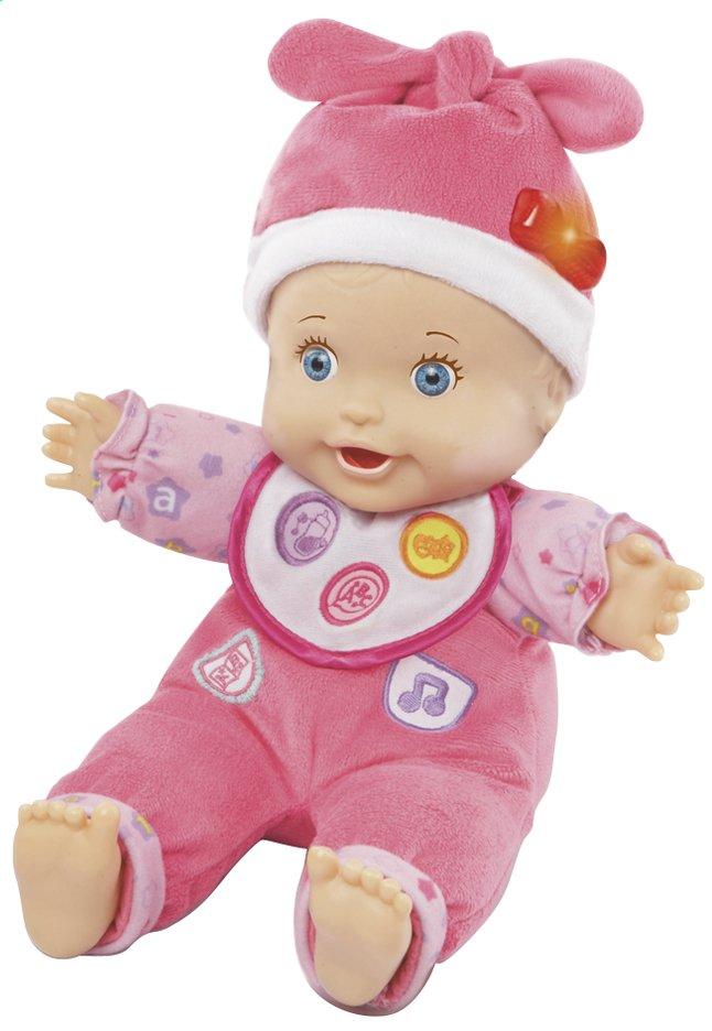 Afbeelding van VTech poupée Little Love Mon bébé apprend à parler FR from ColliShop