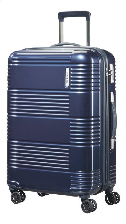 Image pour Samsonite Valise rigide Maven Spinner blue 66 cm à partir de ColliShop