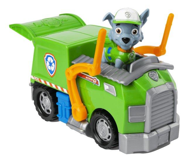 Afbeelding van PAW Patrol Rocky Recycle Truck from ColliShop