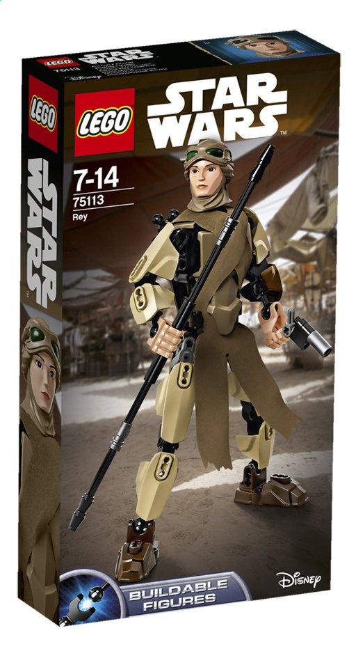 Image pour LEGO Star Wars 75113 Rey à partir de ColliShop