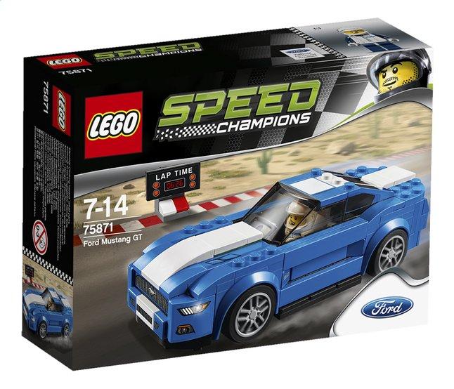 Image pour LEGO Speed Champions 75871 Ford Mustang GT à partir de ColliShop