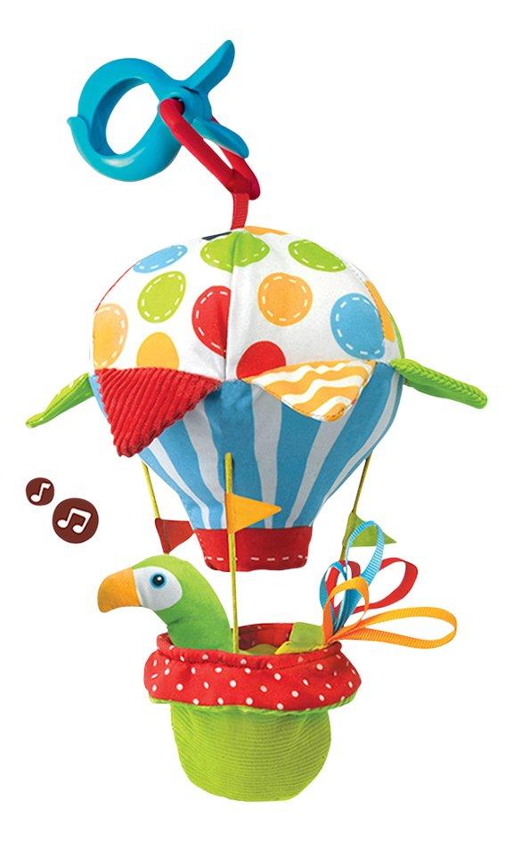 Yookidoo jouet à suspendre Le perroquet voyageur