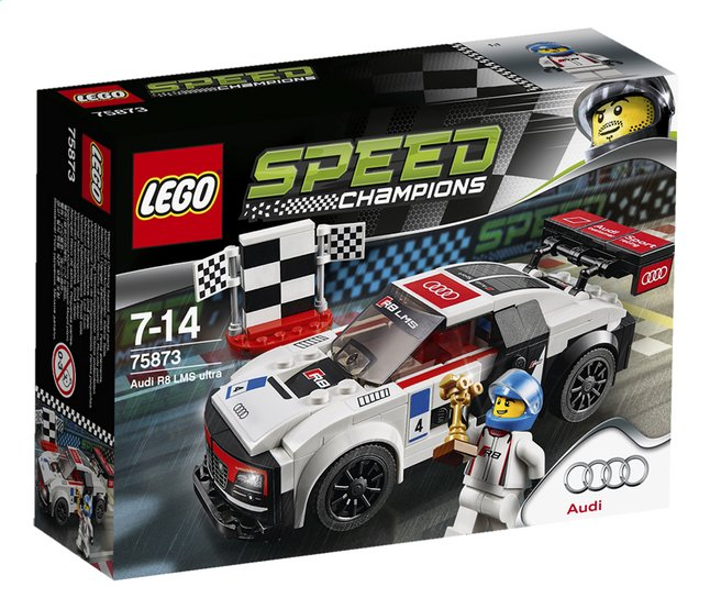 Afbeelding van LEGO Speed Champions 75873 Audi R8 LMS ultra from ColliShop