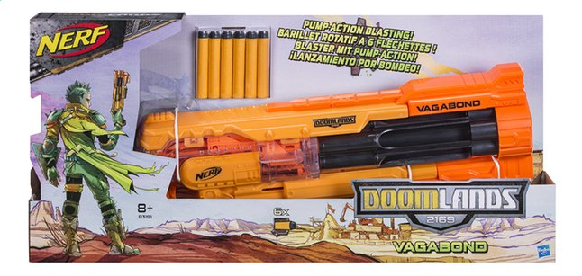 Afbeelding van Nerf blaster Doomlands Vagabond from ColliShop