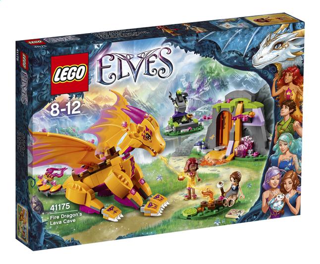 Image pour LEGO Elves 41175 La grotte de Zonya à partir de ColliShop