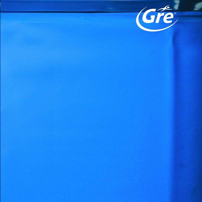Image pour Gre bâche de rechange piscine Splasher diamètre 4,5-4,6 m bleu à partir de ColliShop