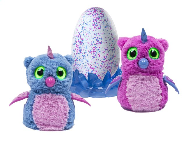 Afbeelding van Hatchimals Owlicorns from ColliShop