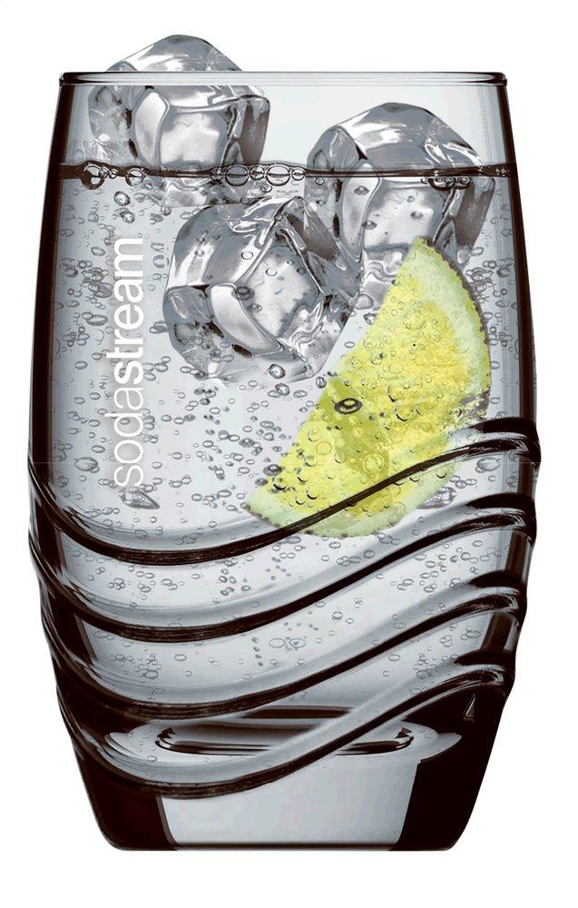 Afbeelding van SodaStream Glas 33 cl - 4 stuks from ColliShop