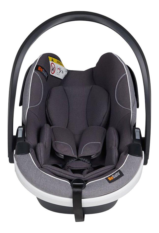 BeSafe Draagbare autostoel iZi Go Modular X1 i-Size metallic melange