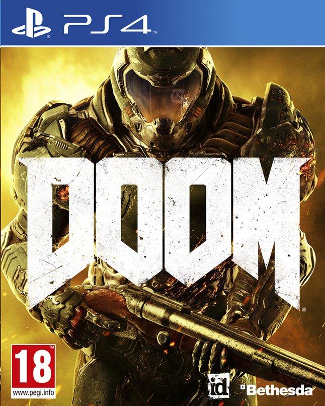 Afbeelding van PS4 DOOM 4 ENG from ColliShop