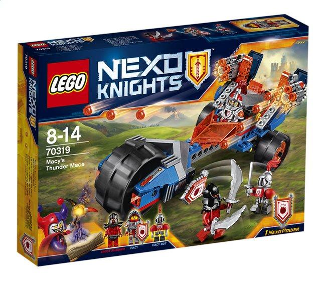 Afbeelding van LEGO Nexo Knights 70319 Macy's donderknots from ColliShop