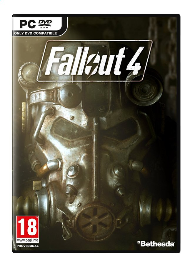 Afbeelding van Pc Fallout 4 ENG from ColliShop
