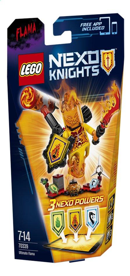 Image pour LEGO Nexo Knights 70339 L'Ultime Flama à partir de ColliShop